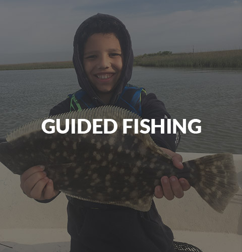 Guided Fishing Trips In Galveston, Texas